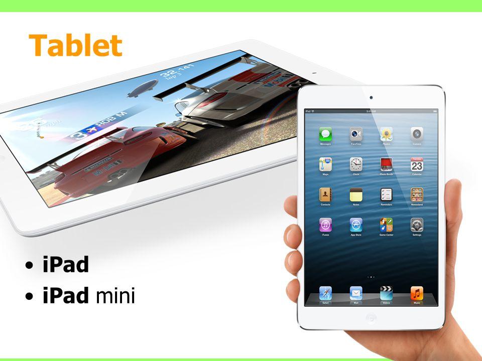Tablet iPad iPad mini 5