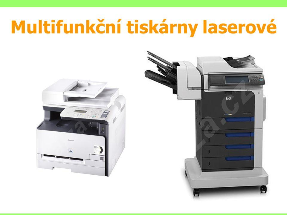 Multifunkční tiskárny laserové 52