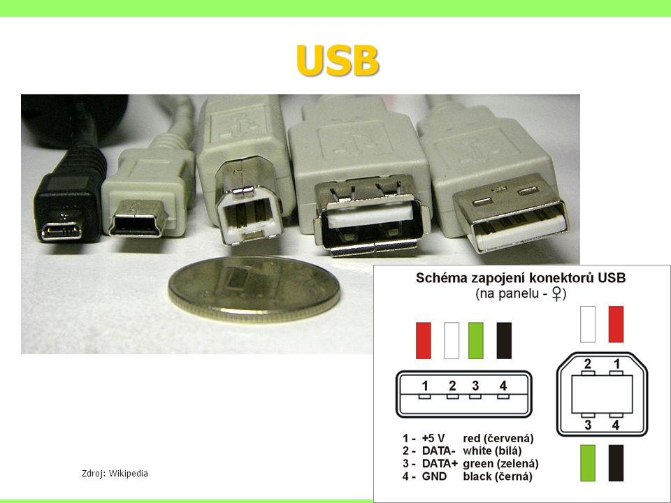 USB Zdroj: Wikipedia