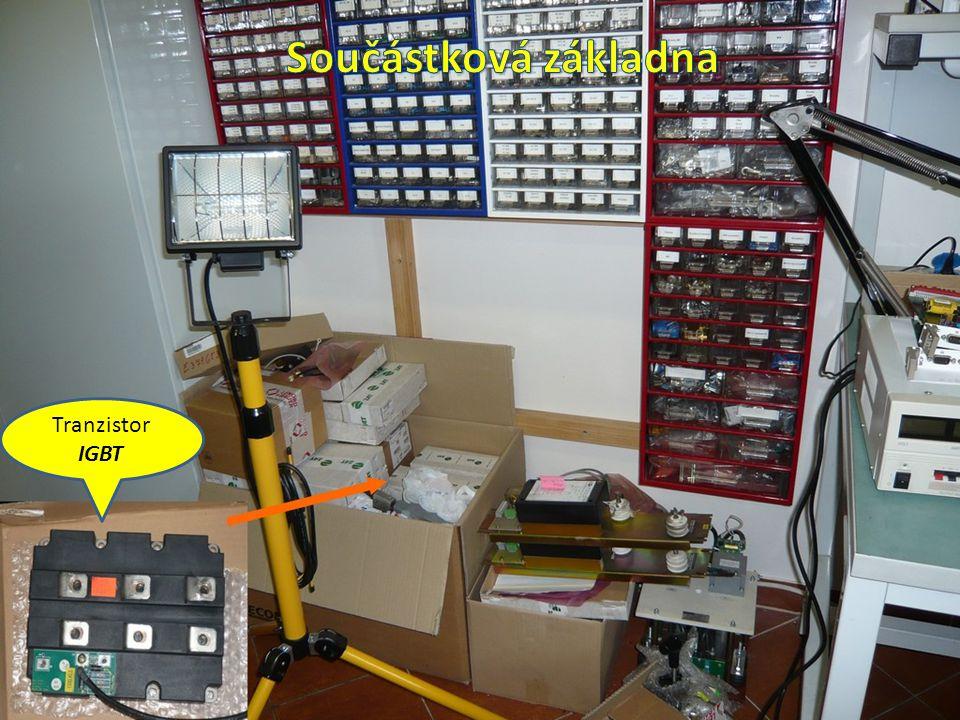 Tranzistor IGBT