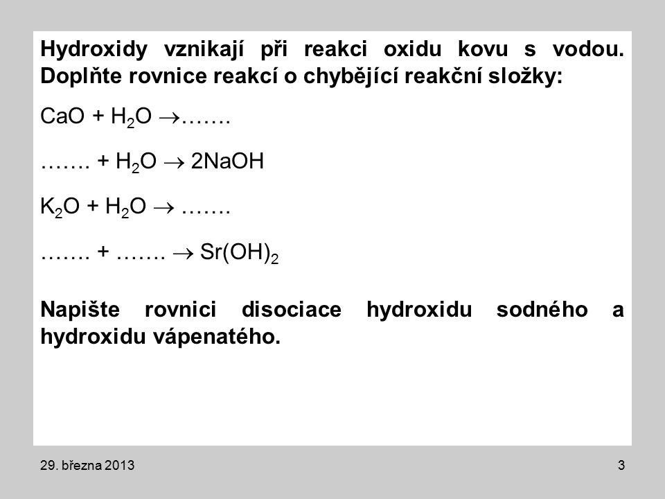 cao chemie