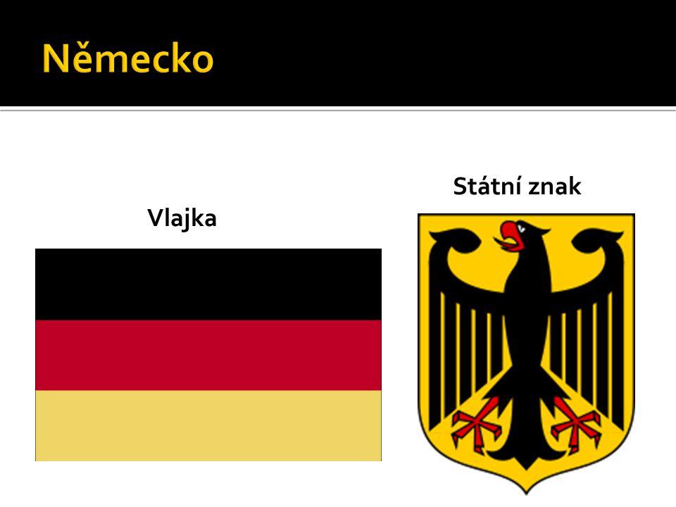 Státní znak Vlajka