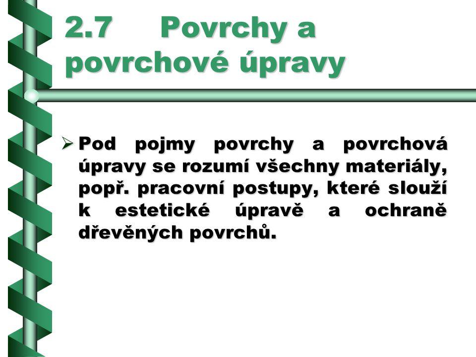 2.7.9.1Výroba mořícího roztoku PPPPři výrobě barvivového mořidla se práškové mořidlo rozpustí většinou ve vodě, lihové mořidlo v lihu.