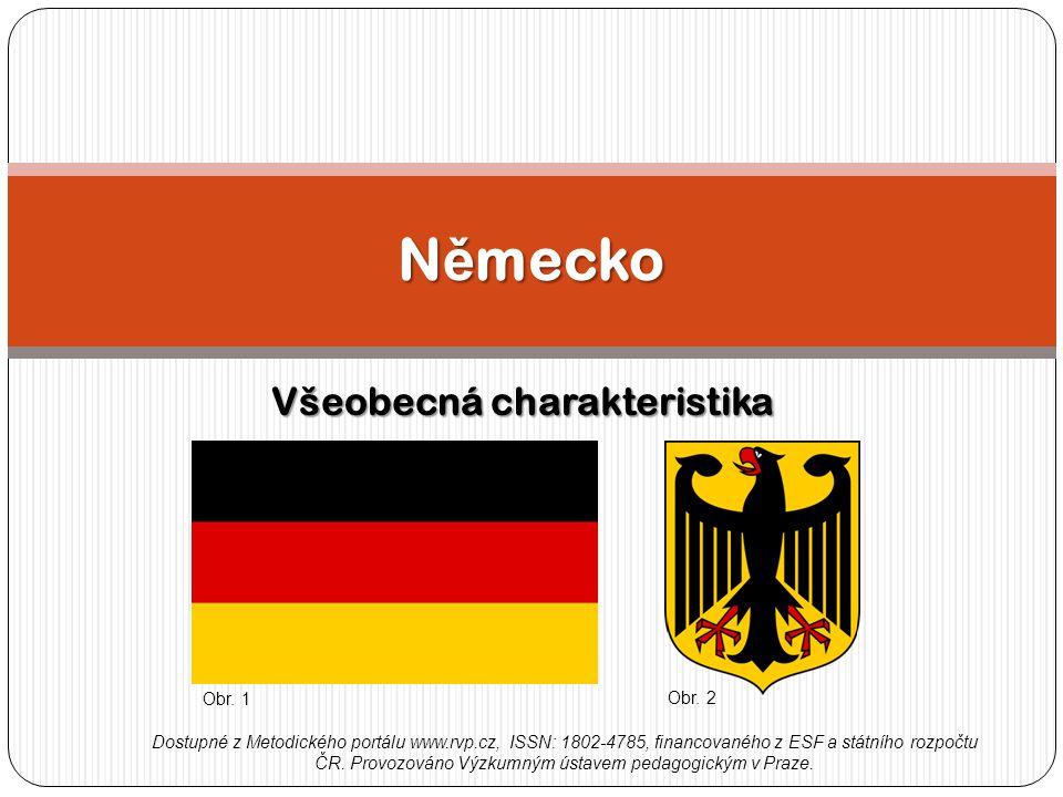 Všeobecná charakteristika Dostupné z Metodického portálu www.rvp.cz, ISSN: 1802-4785, financovaného z ESF a státního rozpočtu ČR. Provozováno Výzkumný