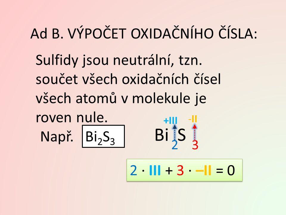 - I (1) Ba S (1) I sulfidbarnatý BaS sulfid barnatý vynásobíme 2 Ba II S -II