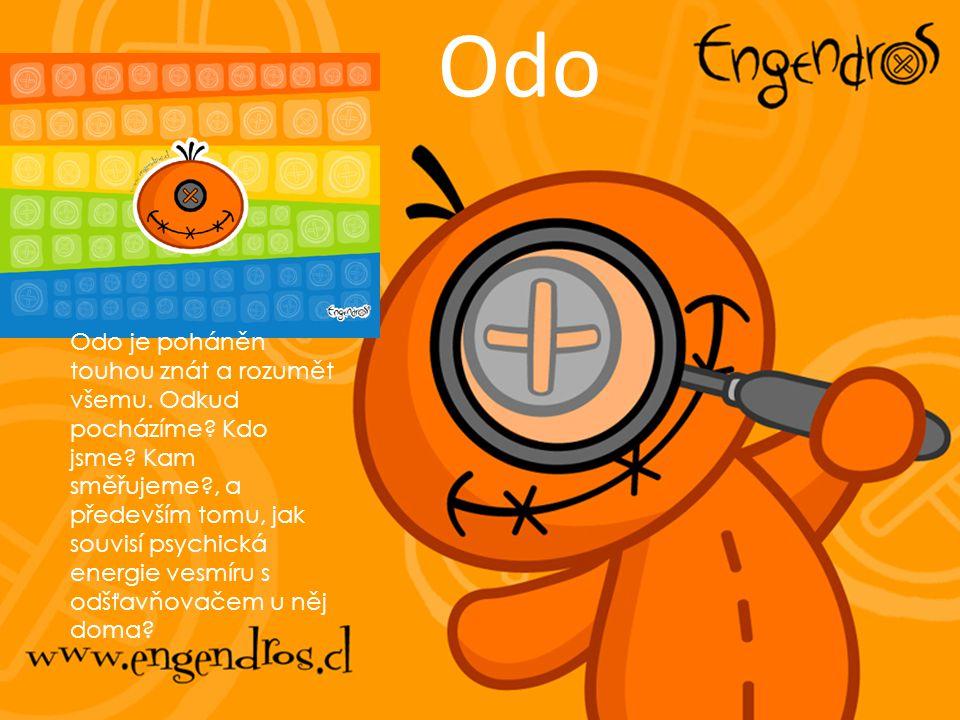 Kuco Díky své intenzivní vášnivé a silné osobnosti získal Kuco hodnost Velitele skupinky Engendros.