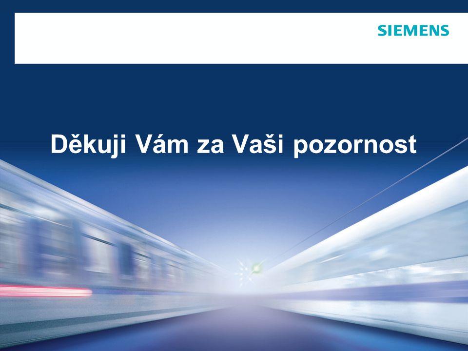 © Siemens Kolejová vozidla 2008 Strana 64 červen 08 ing. Jiří Pohl Děkuji Vám za Vaši pozornost