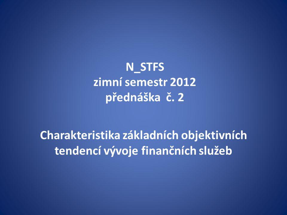 N_STFS zimní semestr 2012 přednáška č.