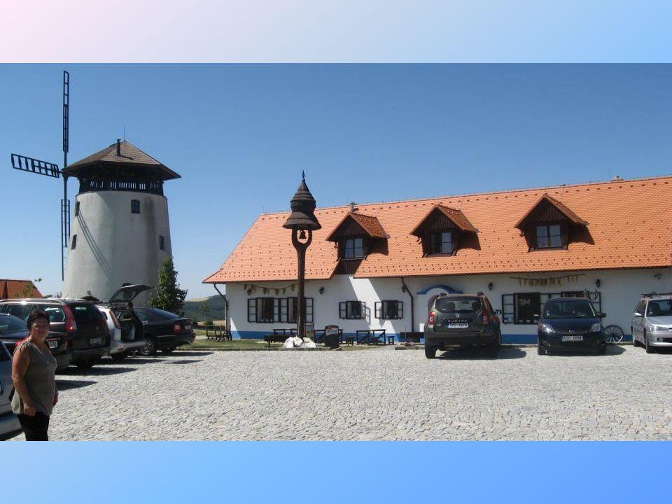 Bukovanský mlýn je rozhledna v podobě větrného mlýna.