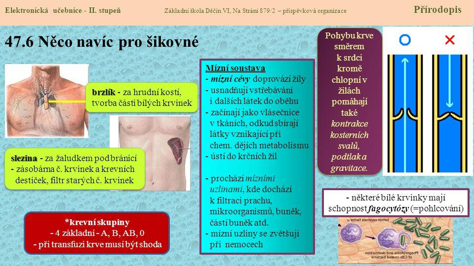47.7 CLIL Elektronická učebnice - II.
