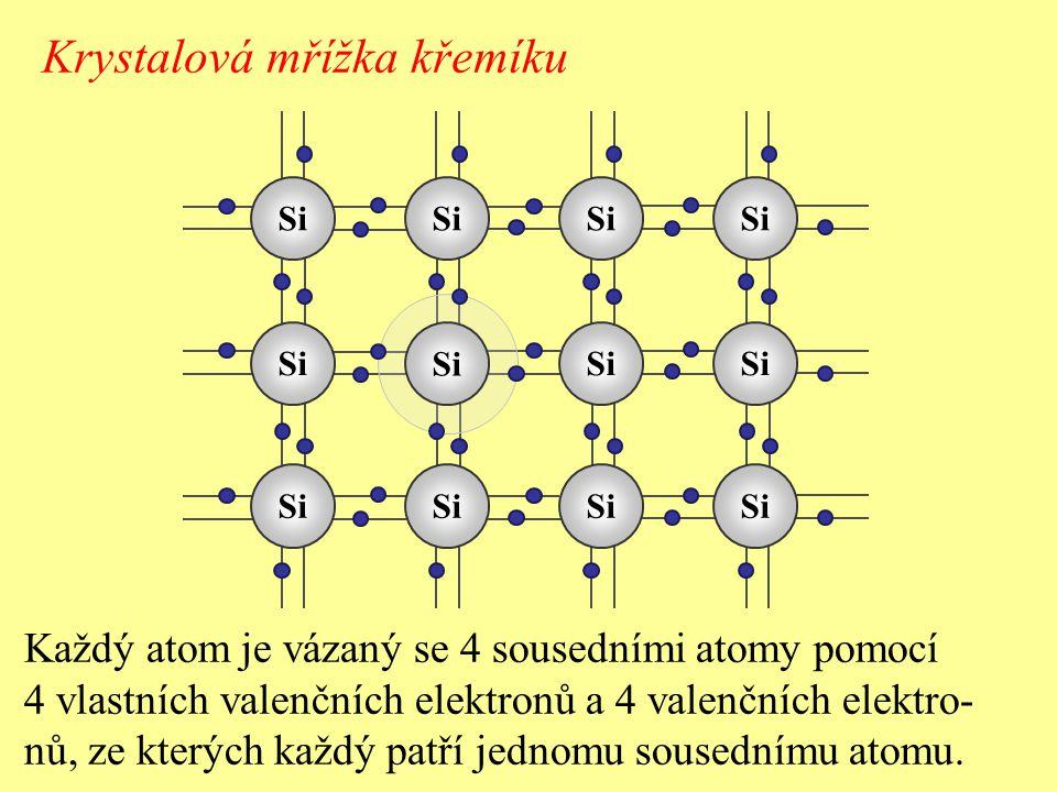 Mezi polovodiče patří : a) cín, b) hliník, c) křemík, d) elektrolyt. Test 4