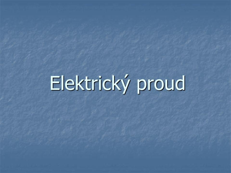 Elektrický proud v polovodičích Polovodiče jsou látky, jejichž vodivost je větší než vodivost izolantů a menší než vodivost vodičů.