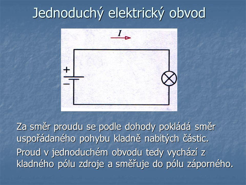 Elektrický odpor R (rezistance) Jednotkou elektrického odporu je ohm (  ).