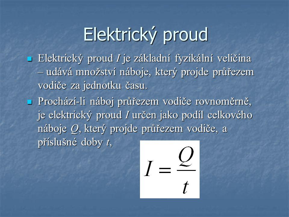 Elektrický proud v kapalinách Většina kapalin v čistém stavu jsou izolanty.