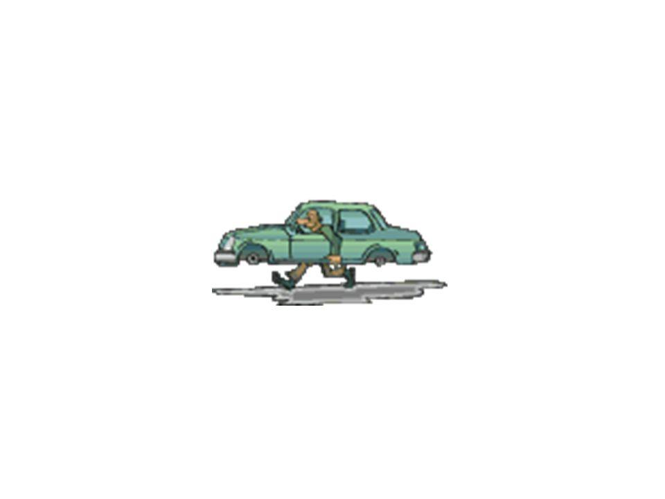 Zaměřovací kolíky nejsou souosé, vozidlo je uprostřed vyoseno doleva.