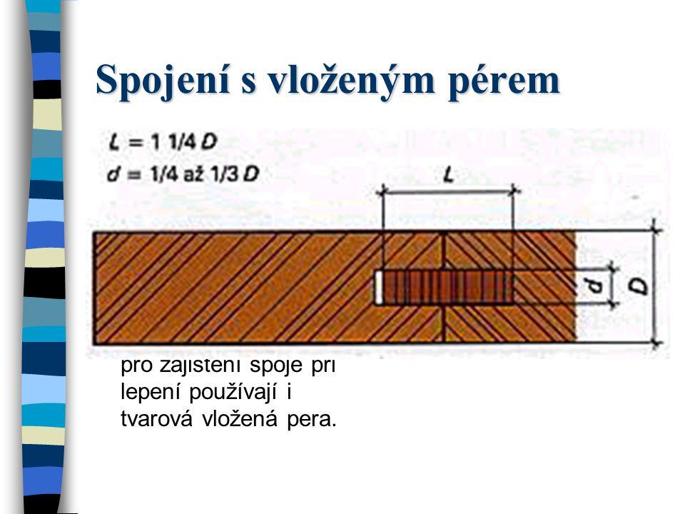 Spojení na vlnitou spáru Velmi vysoká pevnost spár se vyžaduje např. u pracovních desek nebo schodů. Proto musí být tyto spáry více zajištěné a lepené