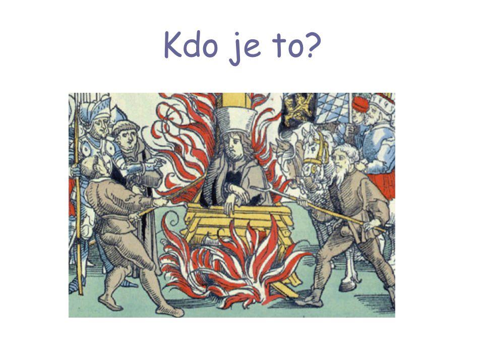 Mistr Jan Hus 1371 - 1415