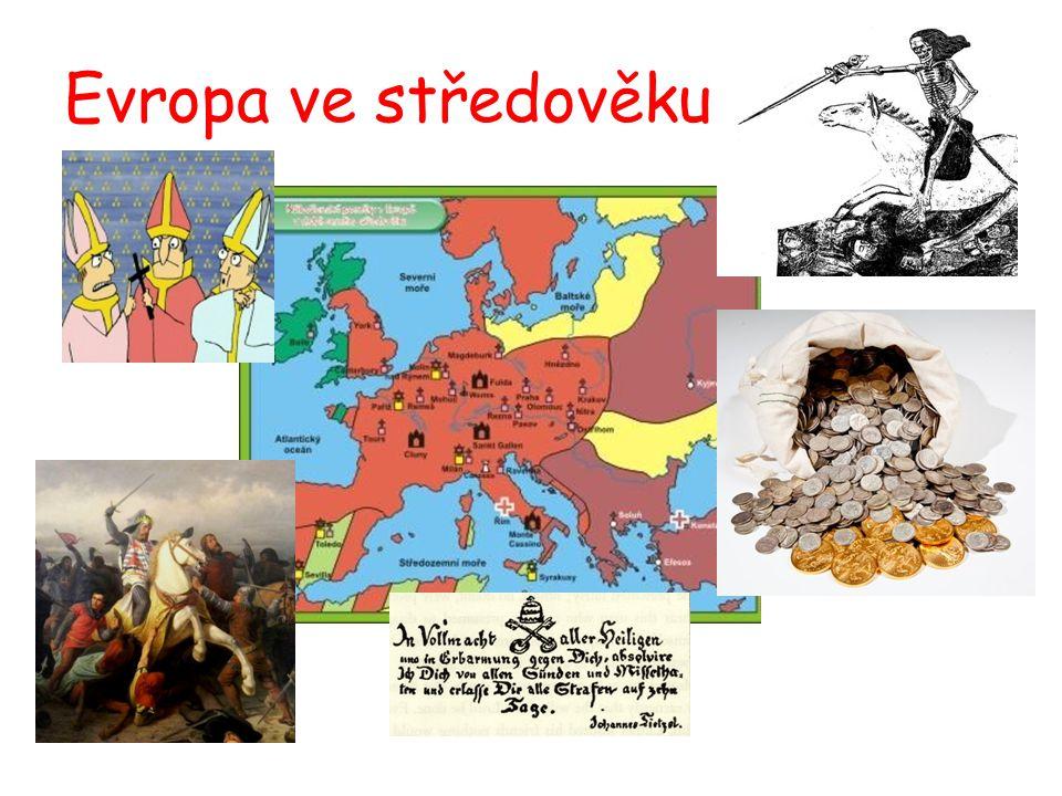 Evropa ve středověku