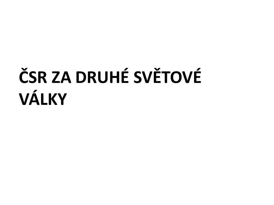 PROTEKTORÁT ČECHY A MORAVA 16.