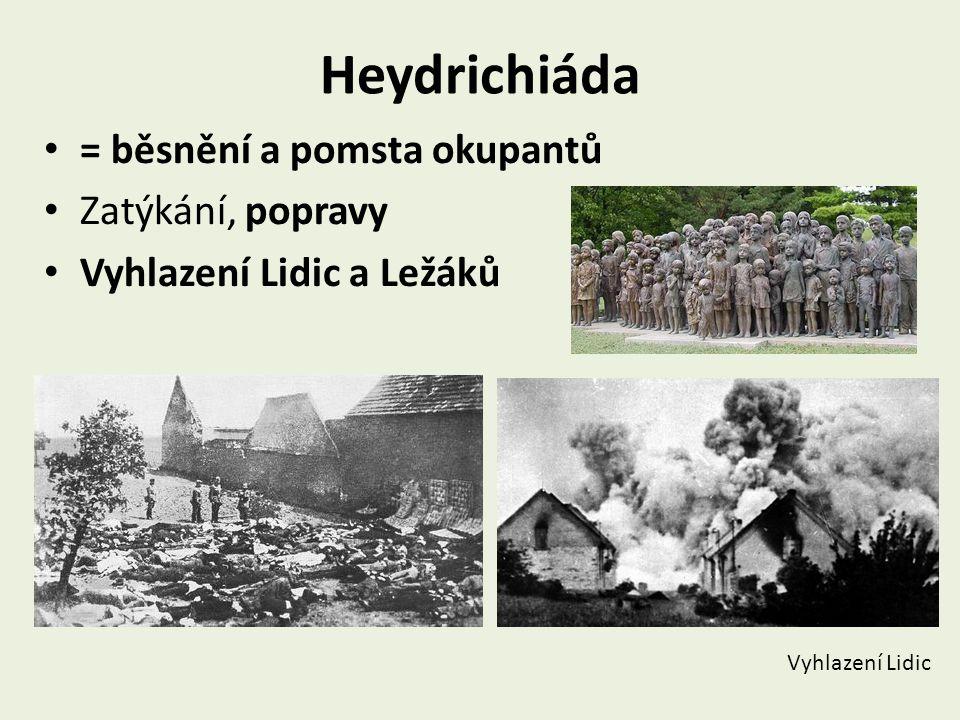 Dopadení parašutistů Zrada – odhalil je jeden z parašutistů Parašutisté ukryti v kostele sv.