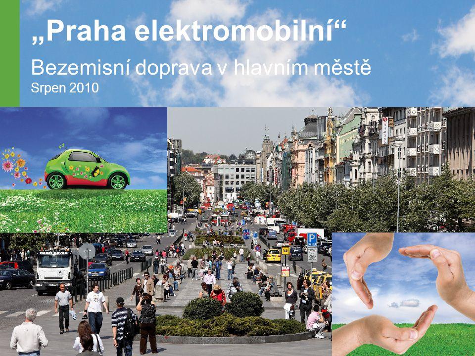 2 Elektromobilita – evropský trend Důvody zavedení elektromobility Praha Výchozí situace Klíčová témata k řešení Postup projektu Uživatelé Způsoby propagace Přínosy a rizika Ukázky elektromobilních vozidel Obsah