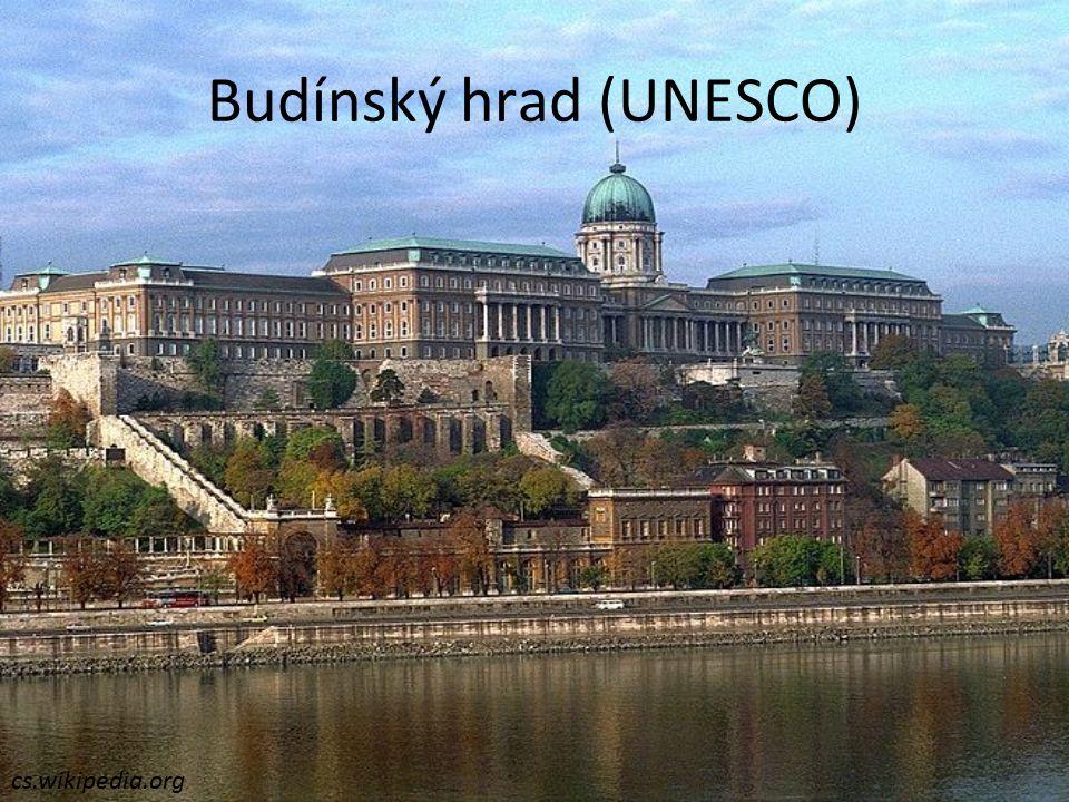 Budínský hrad (UNESCO) cs.wikipedia.org