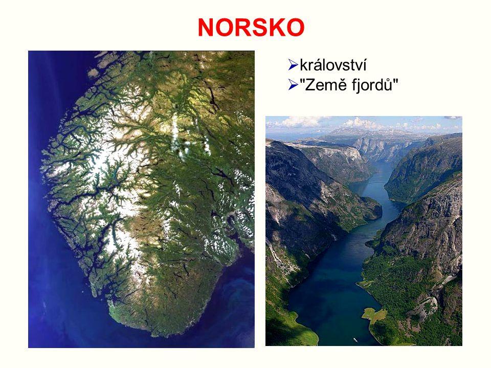 NORSKO  království 