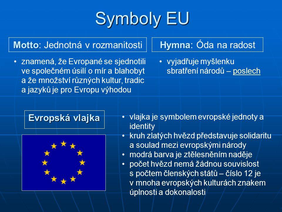 Den Evropy Den Evropy: 9.května Euro dne 9.