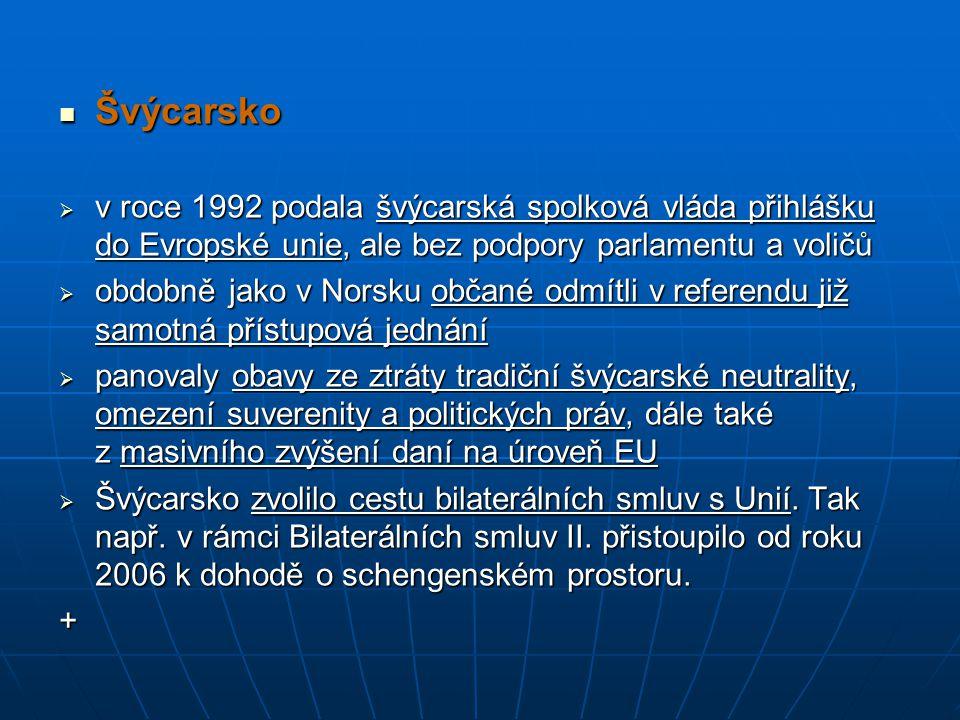 Proces přistupování ČR do EU 1988 1988  navázání diplomatických styků mezi ES a ČSSR 1991 1991  Evropská dohoda mezi ES a ČSFR  cíl = zavedení zóny volného obchodu s průmyslovým zbožím (do 10 let) zbožím (do 10 let)  kvůli rozpadu Československa dohoda nebyla ratifikována ratifikována+