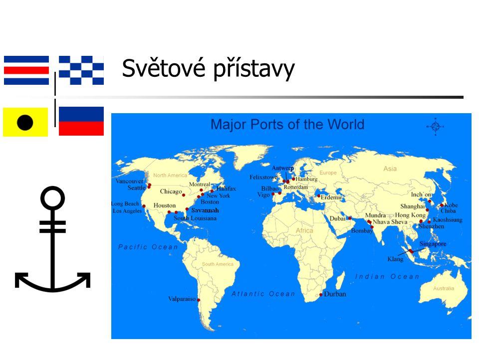 Světové přístavy