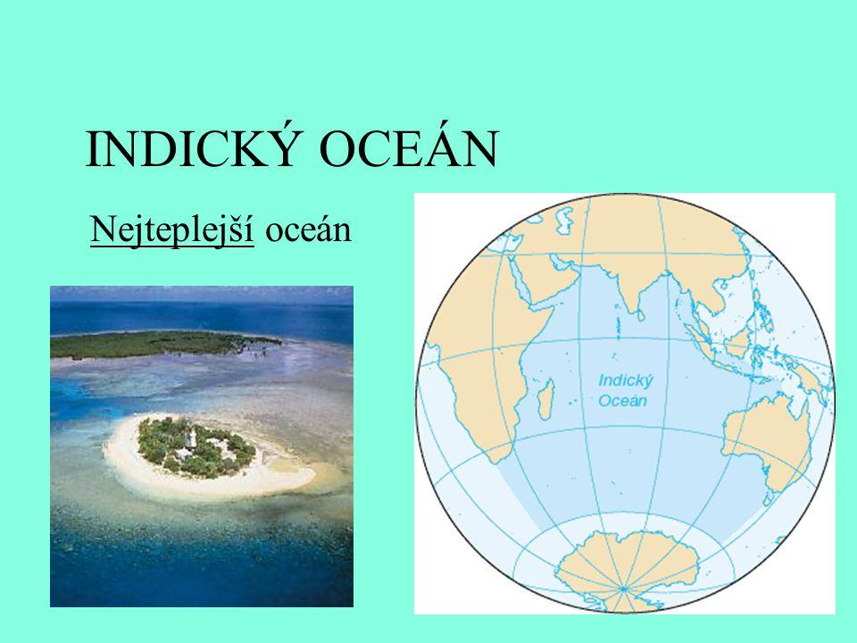 Najdi na mapě - DDÚ Rudé moře, Bab al-Mandab, Adenský záliv, Arabské moře, Perský záliv, Suezský průplav, Bengálský záliv, Velký australský záliv, Mosambický průliv.