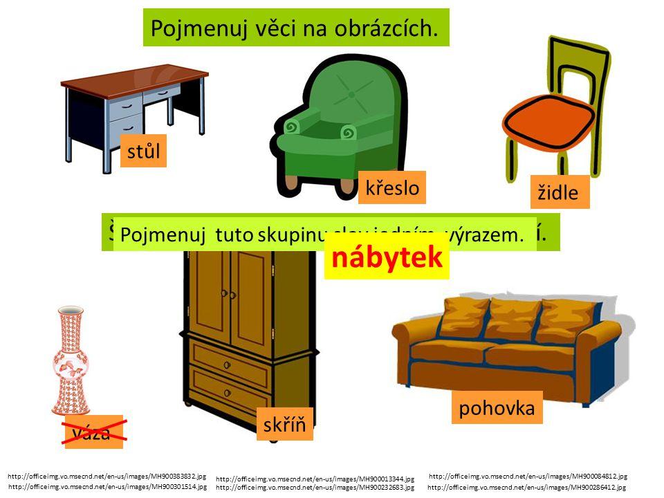 http://officeimg.vo.msecnd.net/en-us/images/MH900113320.jpghttp://officeimg.vo.msecnd.net/en-us/images/MH900113370.jpg http://officeimg.vo.msecnd.net/en-us/images/MH900351212.jpg http://officeimg.vo.msecnd.net/en-us/images/MH900057018.jpg http://officeimg.vo.msecnd.net/en-us/images/MH900113450.jpghttp://officeimg.vo.msecnd.net/en-us/images/MH900436863.jpg sukně tulipán čepice kalhoty košile tričko Pojmenuj věci na obrázcích.