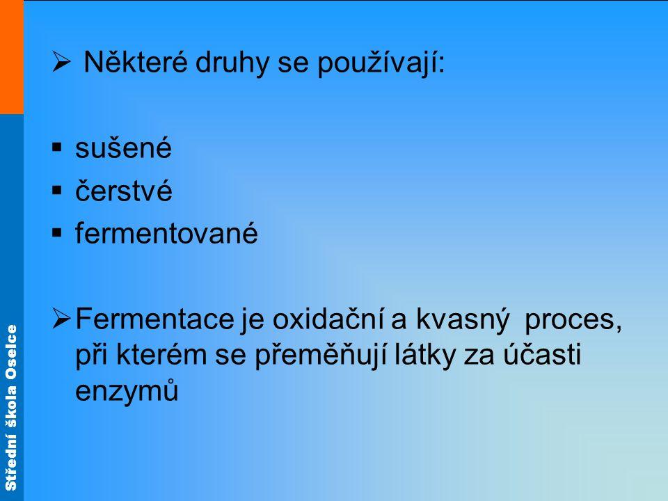 Střední škola Oselce Je Oregáno Bazalka Dobromysl Tymián Majoránka