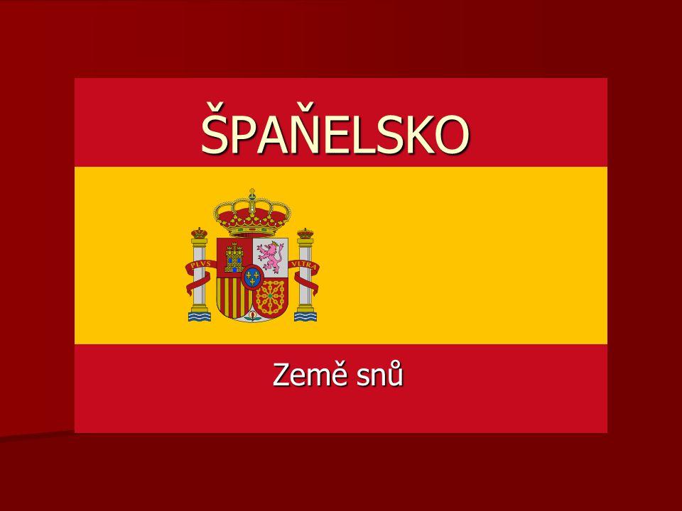 O Španělsku Hlavní město:Madrid Hlavní město:MadridMadrid Měna:Euro Měna:Euro Úřední jazyk:Španělština Úřední jazyk:Španělština Rozloha:500 tisíc km 2 Rozloha:500 tisíc km 2