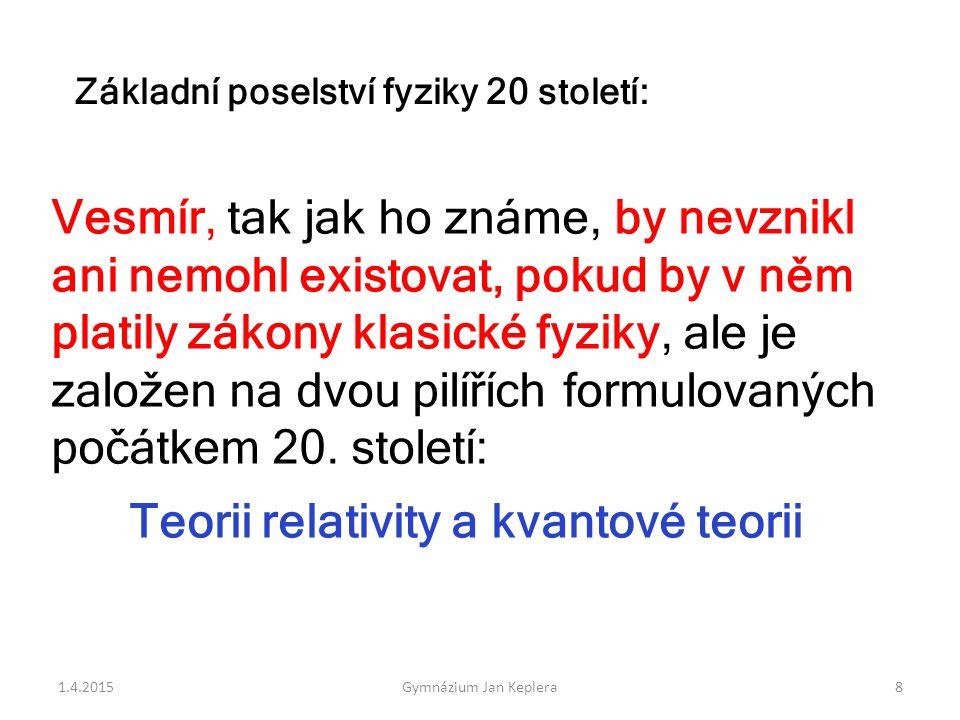 1.4.2015Gymnázium Jan Keplera79