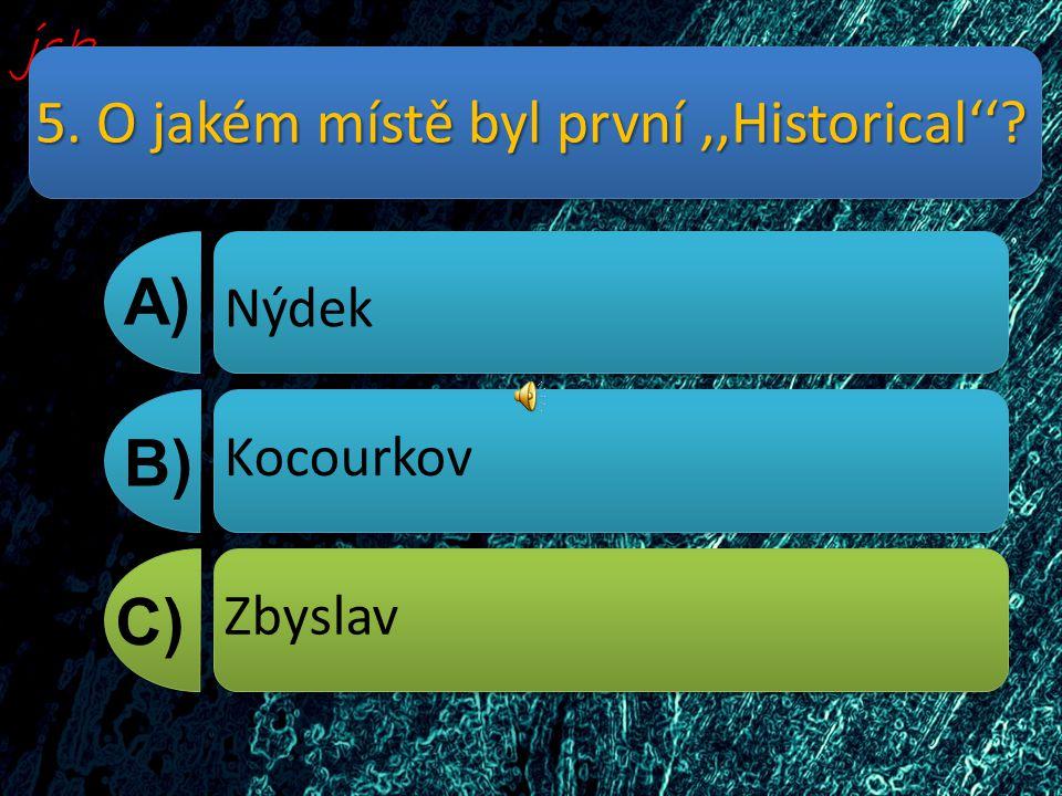 Jste u konce, gratulujeme. (Děkujeme za všechny vaše odpovědi) Vyrobilo studio ©JSK 2012