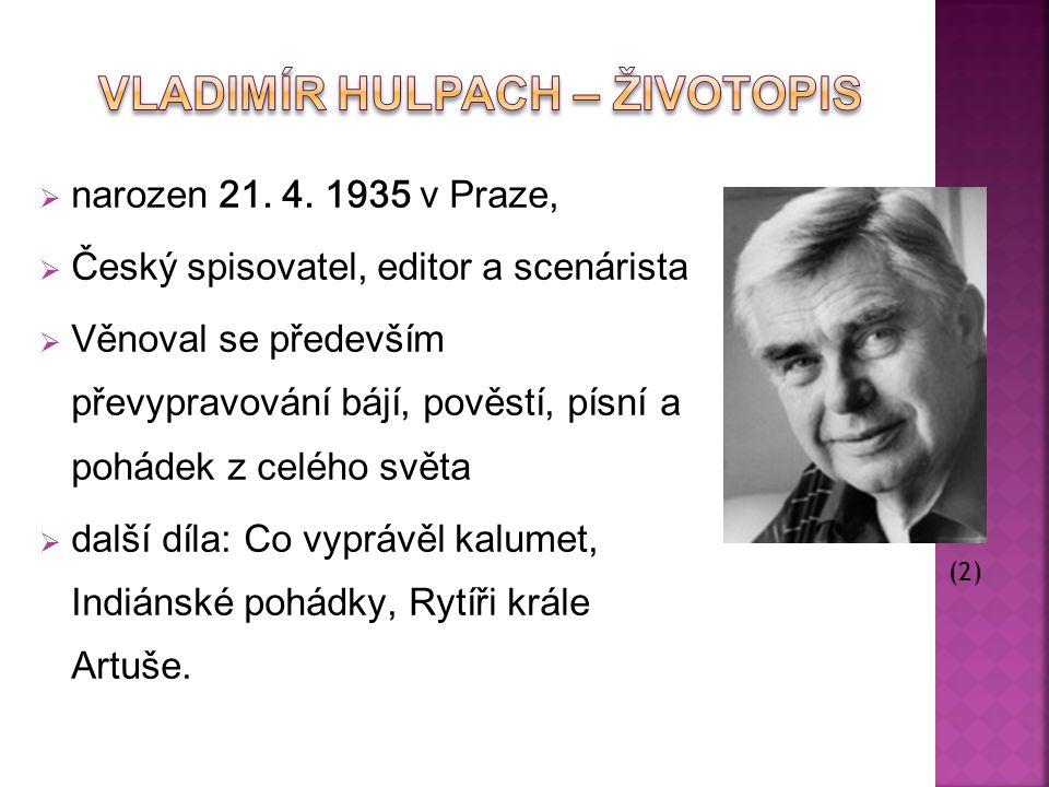  (1),(1a) HULPACH, Vladimír.Báje a pověsti z Čech a Moravy: Pardubicko.