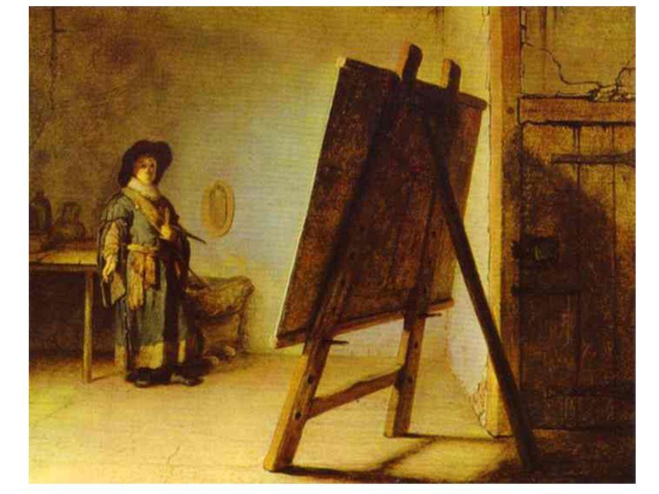 """Co bylo o Rembrandtovi řečeno """" Byl to člověk výjimečně aktivní a vytrvalý."""