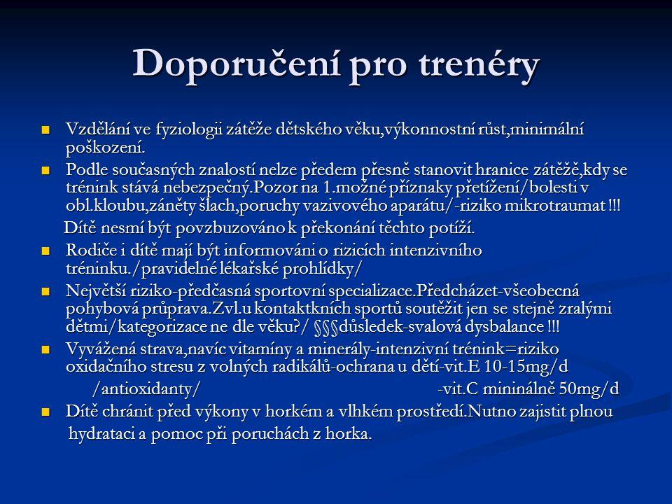 Doping Dopingová kontrola: Dopingová kontrola: Sportovec vyzván k DK dopingovým komisařem/označeni legitimací ve formě visačky/ Sportovec vyzván k DK dopingovým komisařem/označeni legitimací ve formě visačky/ Do l hodiny po výzvě se dostavit na místo určené ke kontrole po podpisu výzvy x odklad v případě pokračování tréninku či zápasu.