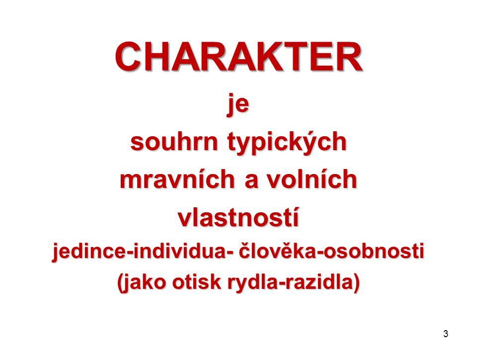 Charakter slovo z řečtiny =RYDLO později rytina a ražba na mincích 2
