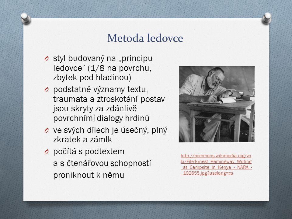 Zdroje: O Andree, Lukáš a kol.Literatura pro 3. ročník středních škol – Učebnice.