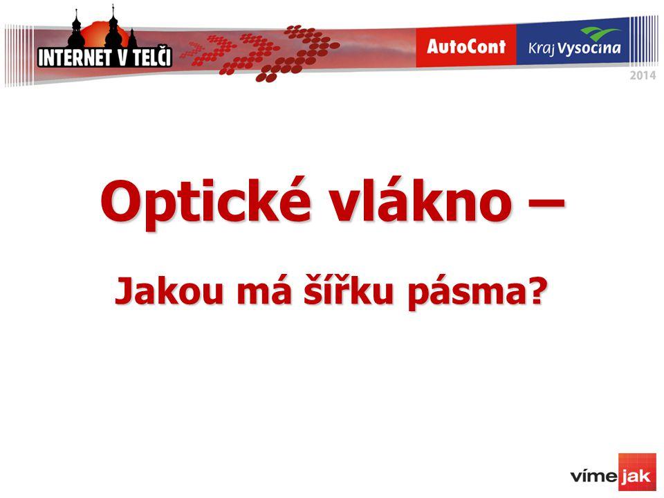 Demarkační body služby AKADEMIE VLÁKNOVÉ OPTIKY A OPTICKÝCH KOMUNIKACÍ ® www.profiber.eu   info@profber.eu   Copyright © PROFiber Networking s.r.o.