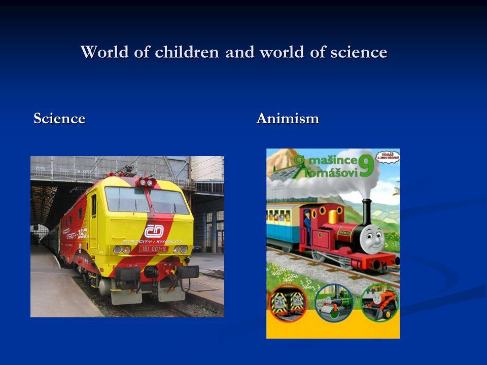 Science Animism