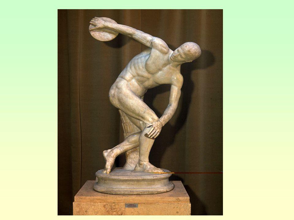 oslava boha Dia Olympia- asi 260 km na jih od Athén kultovní místo, nejposvátnější kousek půdy Počátky her spojovány s bájným hrdinou Héraklem Účast- každý svobodný Řek Nejstarší seznam olympijských vítězů z r.