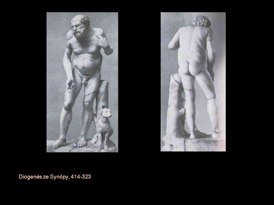 Diogenés ze Synópy, 414-323