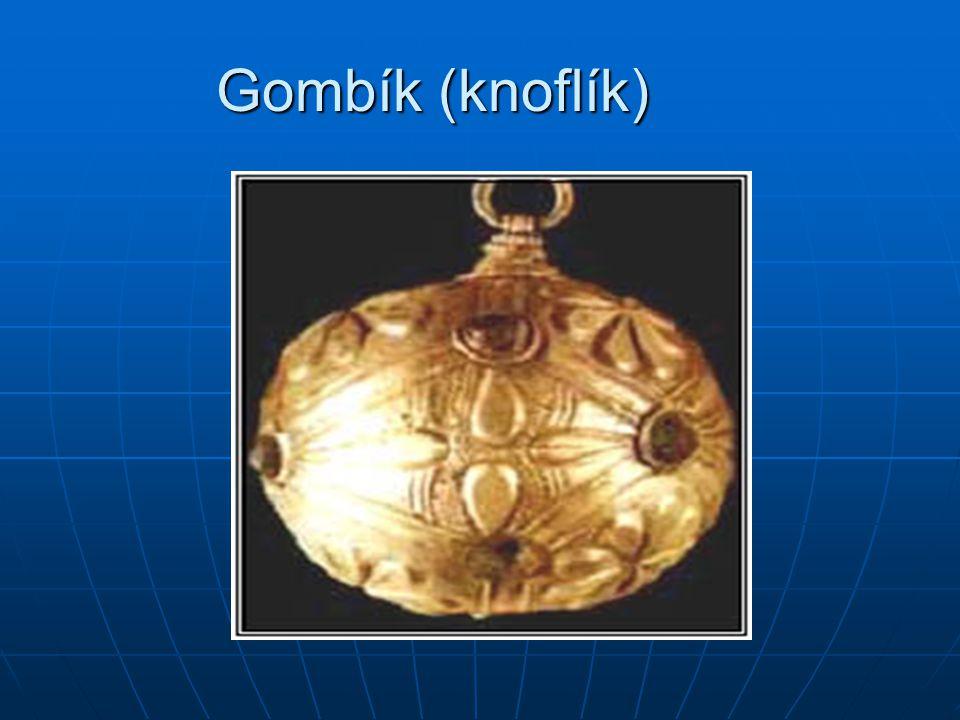 Gombík (knoflík)
