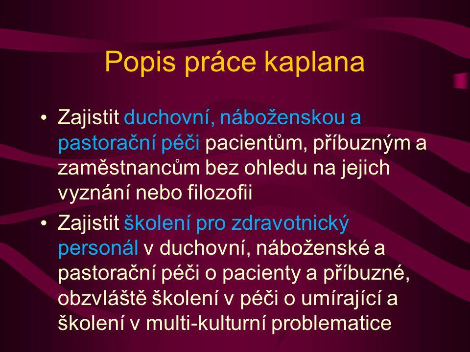 Evangelizace a modlitba za uzdravení.Proklamace.