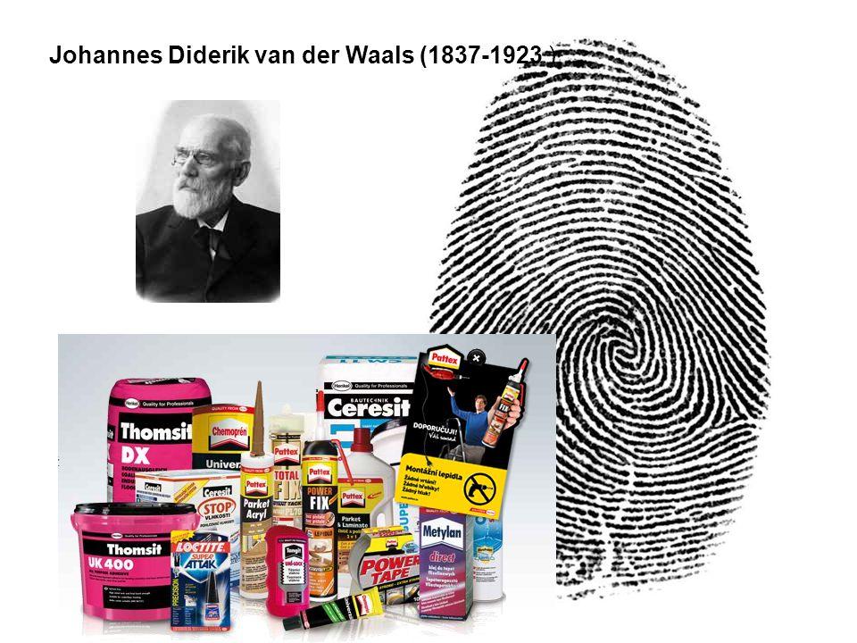 Johannes Diderik van der Waals (1837-1923 )