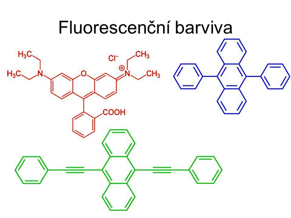 Fluorescenční barviva