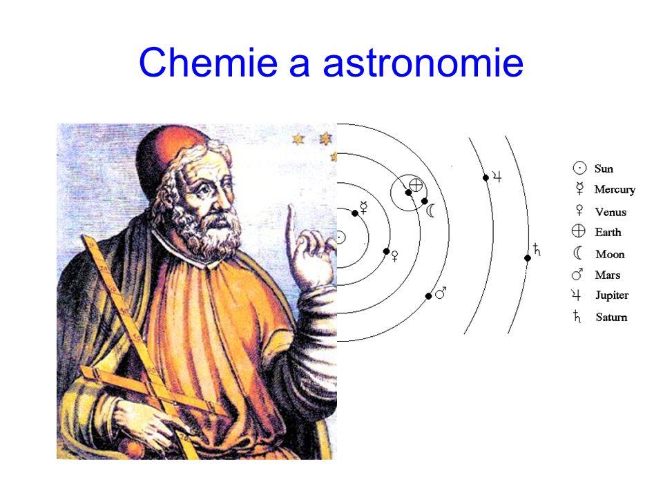 Chemie a astronomie